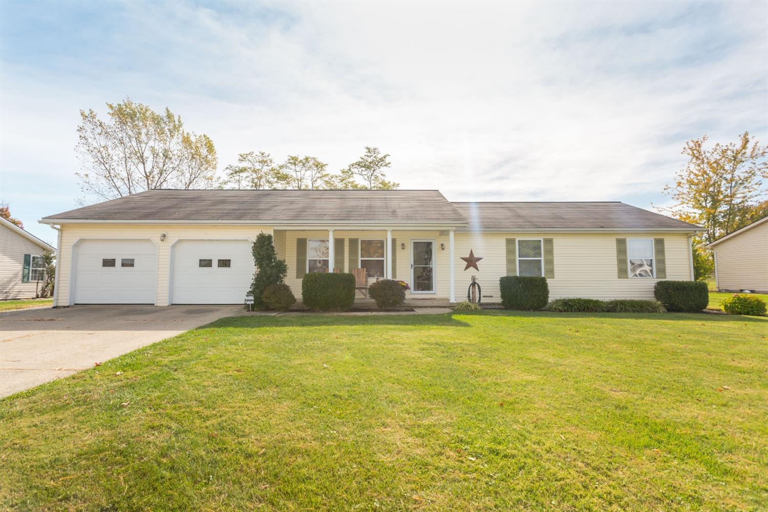 Property for sale at 7253 Fairground Avenue, Blanchester,  Ohio 45107
