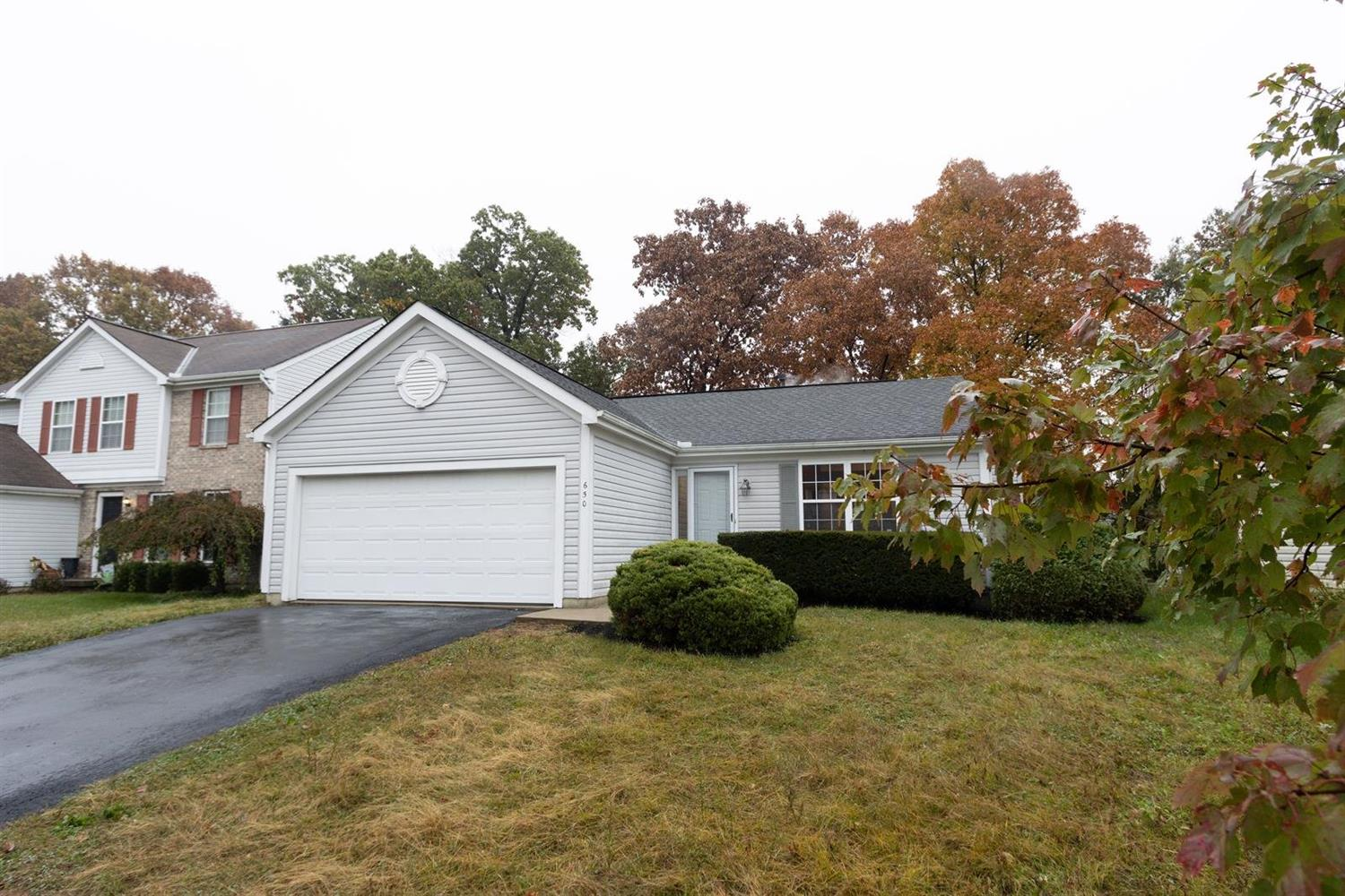Property for sale at 650 Weeping Willow Lane, Hamilton Twp,  Ohio 45039
