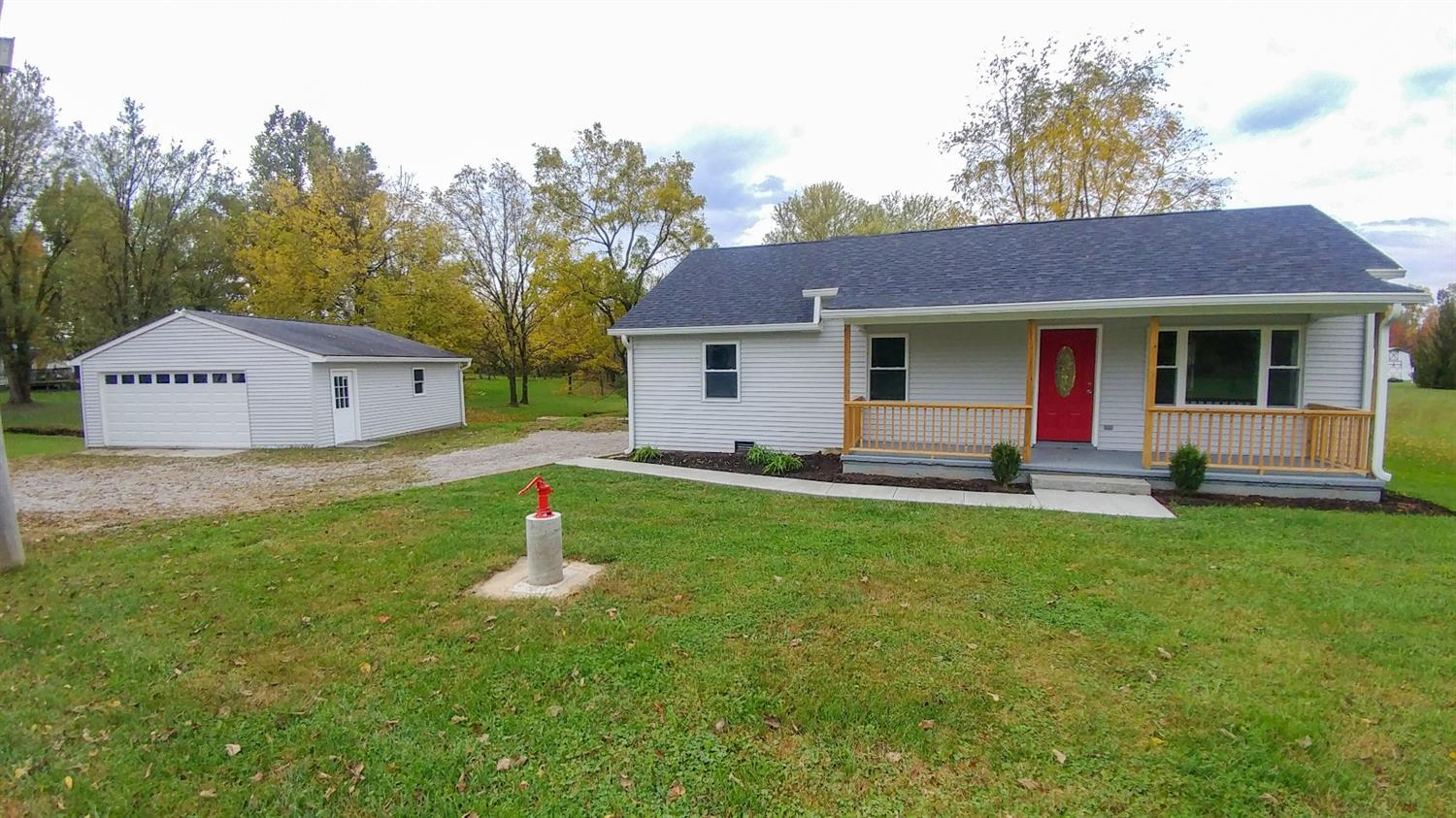 Property for sale at 1615 State Route 133, Franklin Twp,  Ohio 45106