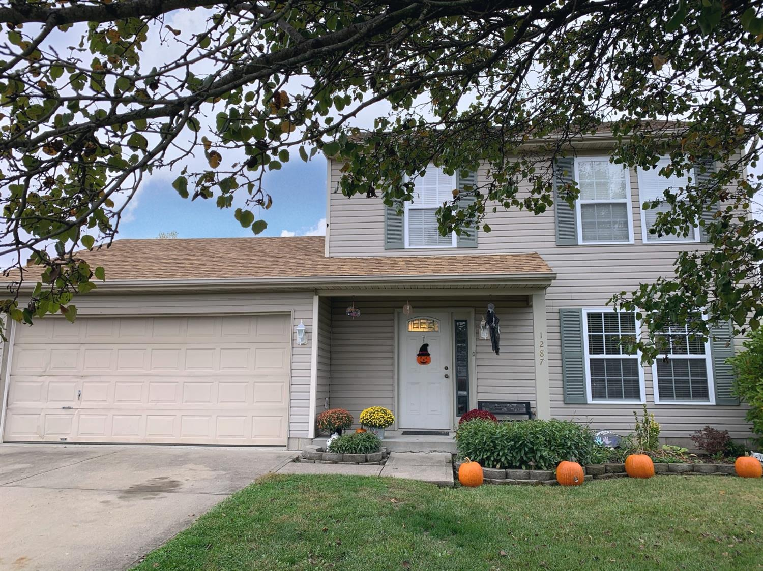 Property for sale at 1287 Willow Forge Court, Lebanon,  Ohio 45036