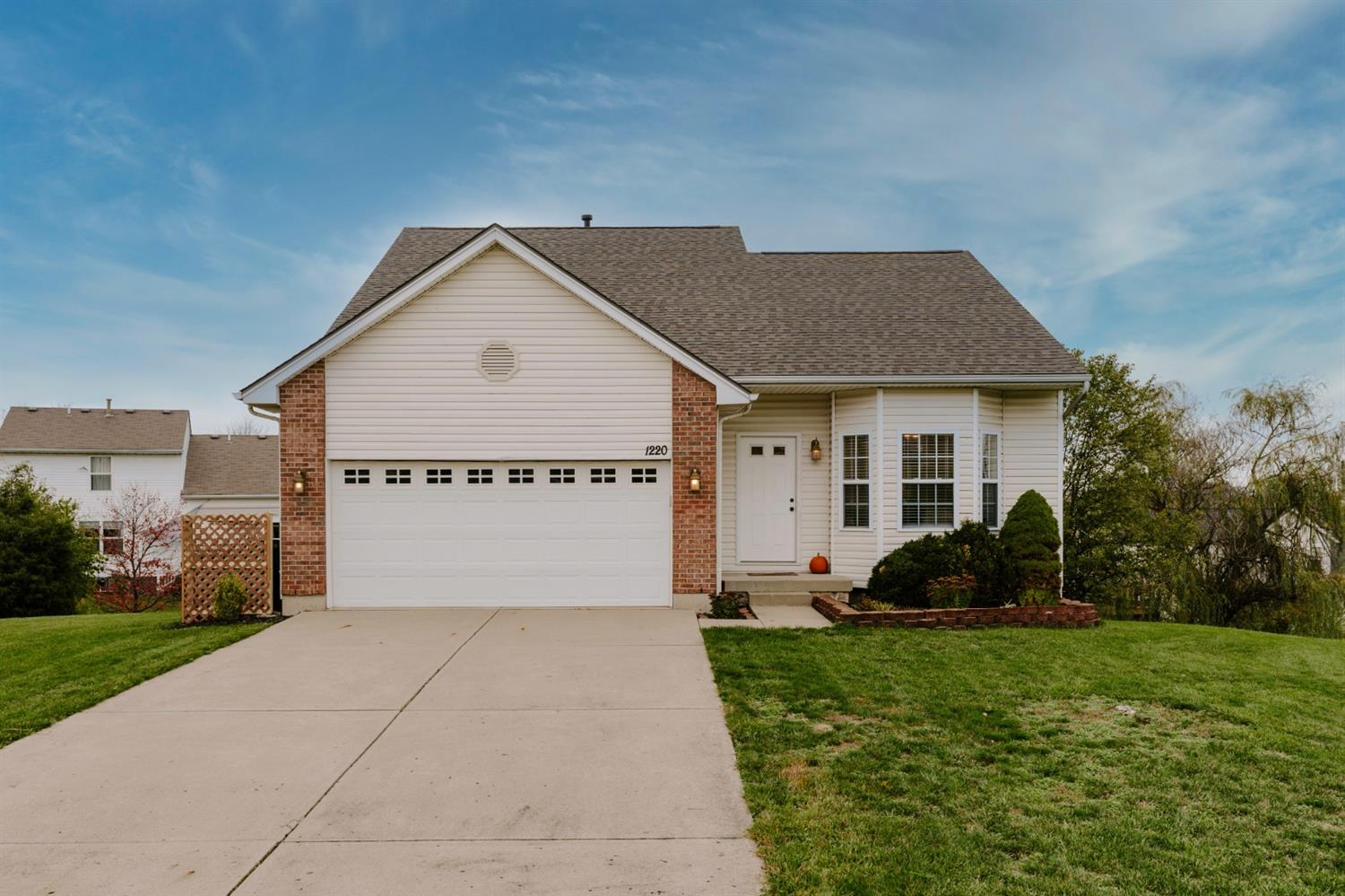 Property for sale at 1220 Holly Forge Drive, Lebanon,  Ohio 45036