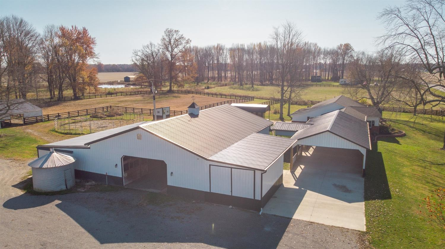 Property for sale at 12666 Liming Van Thompson Road, Mt Orab,  Ohio 45154