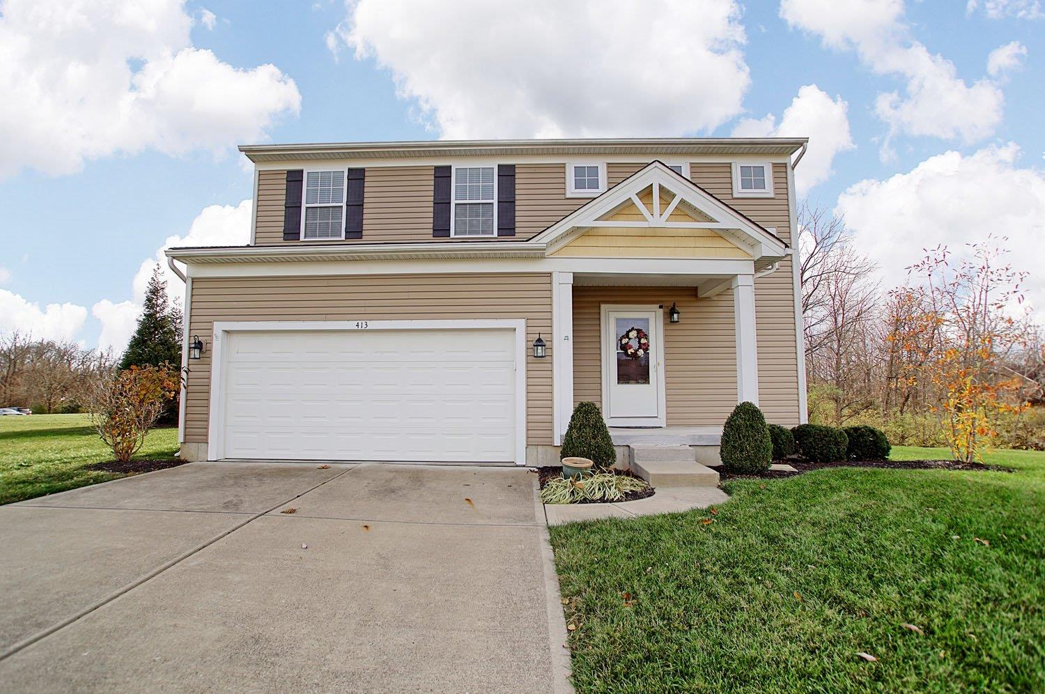 Property for sale at 413 Cottontail Court, Lebanon,  Ohio 45036
