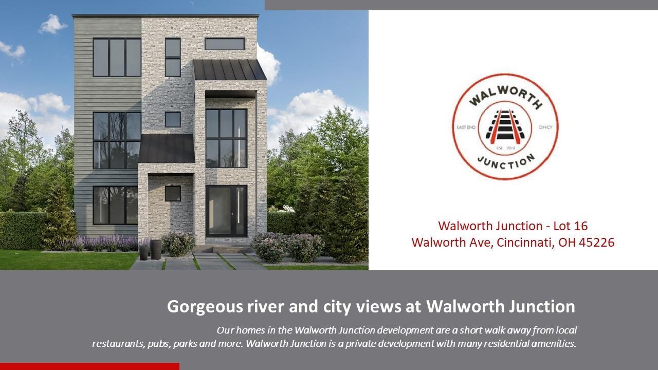 Property for sale at 3017 Walworth Avenue, Cincinnati,  Ohio 45226