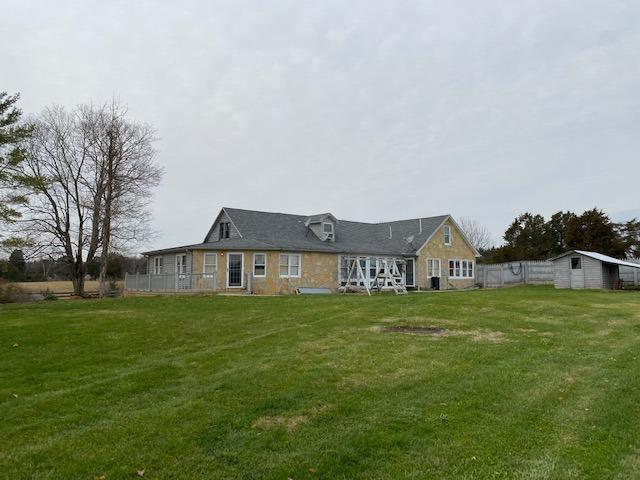 Property for sale at 1573 Cedar Mills Road, Blue Creek,  Ohio 45616