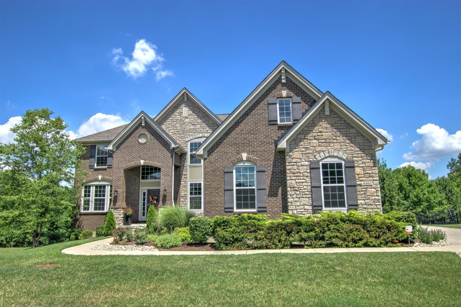 Property for sale at 4461 Woodside Place, Mason,  Ohio 45040