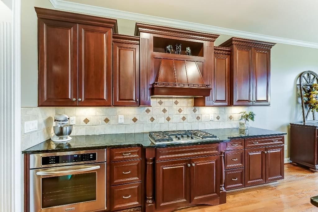 Immaculately cared for; cabinets recently refinished.