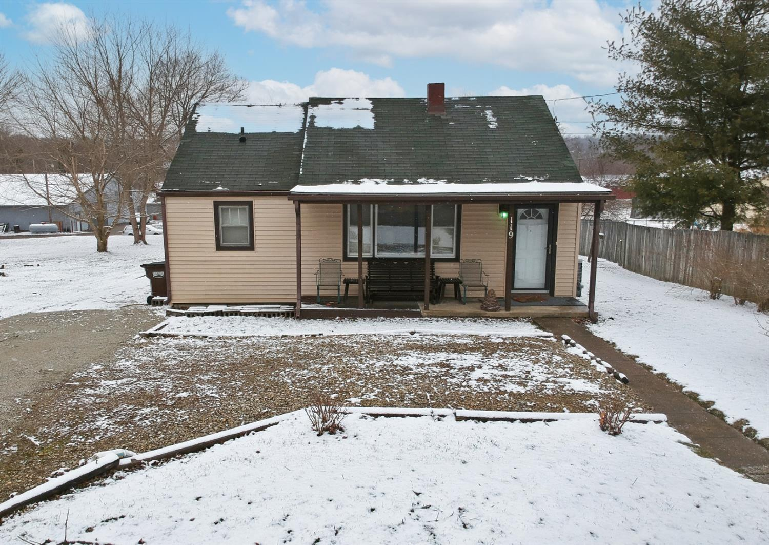 Property for sale at 119 First Street, Corwin,  Ohio 45068