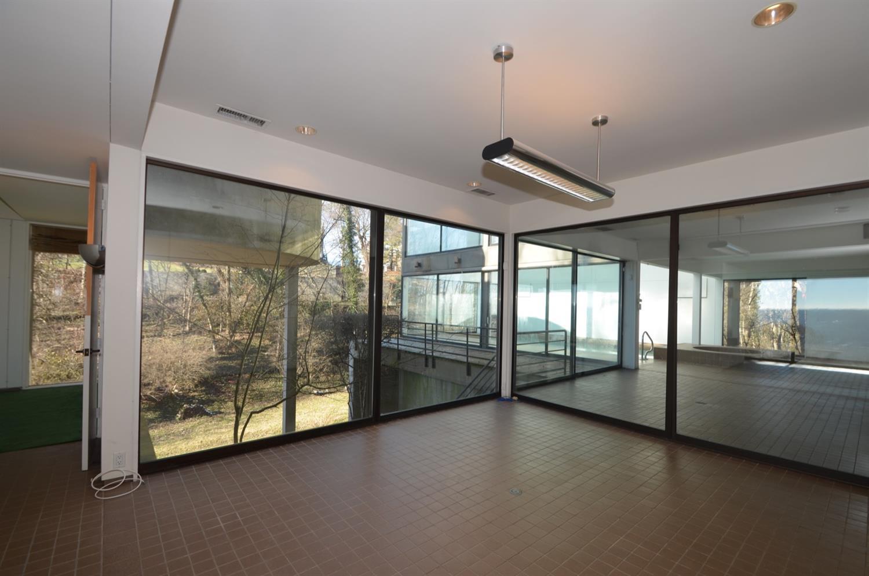 Studio/office area