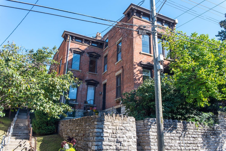 Property for sale at 542 Liberty Hill, Cincinnati,  Ohio 45202