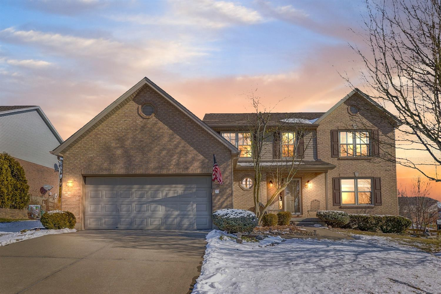 Property for sale at 4540 Logsdons Meadow Drive, Liberty Twp,  Ohio 45011