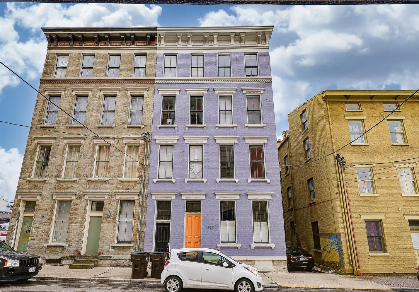 Property for sale at 309 E Thirteenth Street, Cincinnati,  Ohio 45202