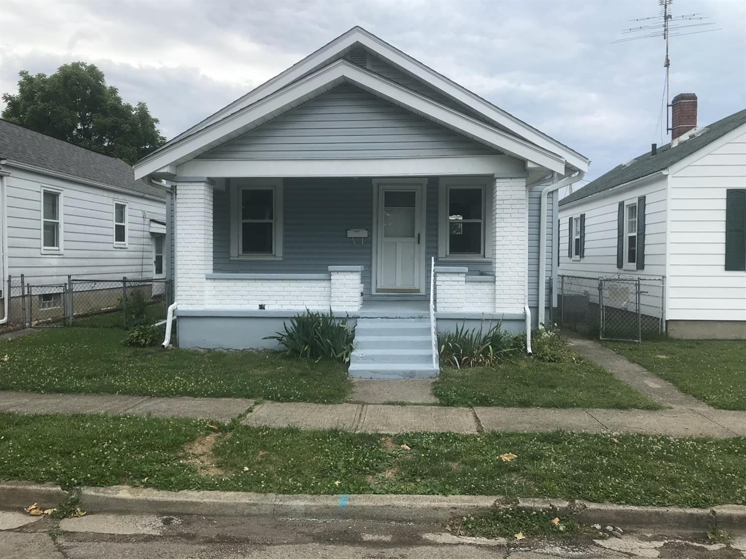 Location, Yard, Garage! this home has them all. Clean, quaint and close to Main Street. recently painted rooms plus low maintenance windows and siding leave little to do for the new owners of this charming bungalow.