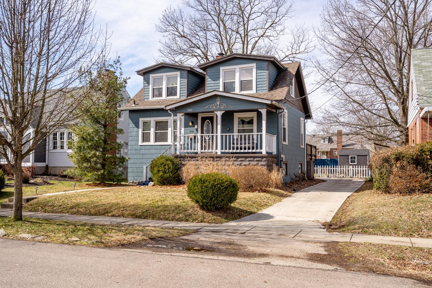 Property for sale at 7107 Virginia Avenue, Deer Park,  Ohio 45236