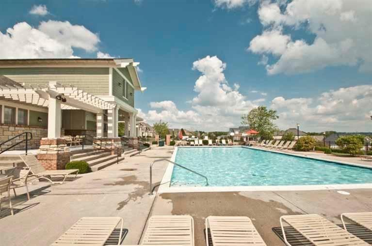 Foxborough has two neighborhood pools, playground, ponds and 10 acres of greenspace.