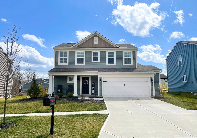 Property for sale at 4239 Hunting Hawk Drive, Turtle Creek Twp,  Ohio 45036