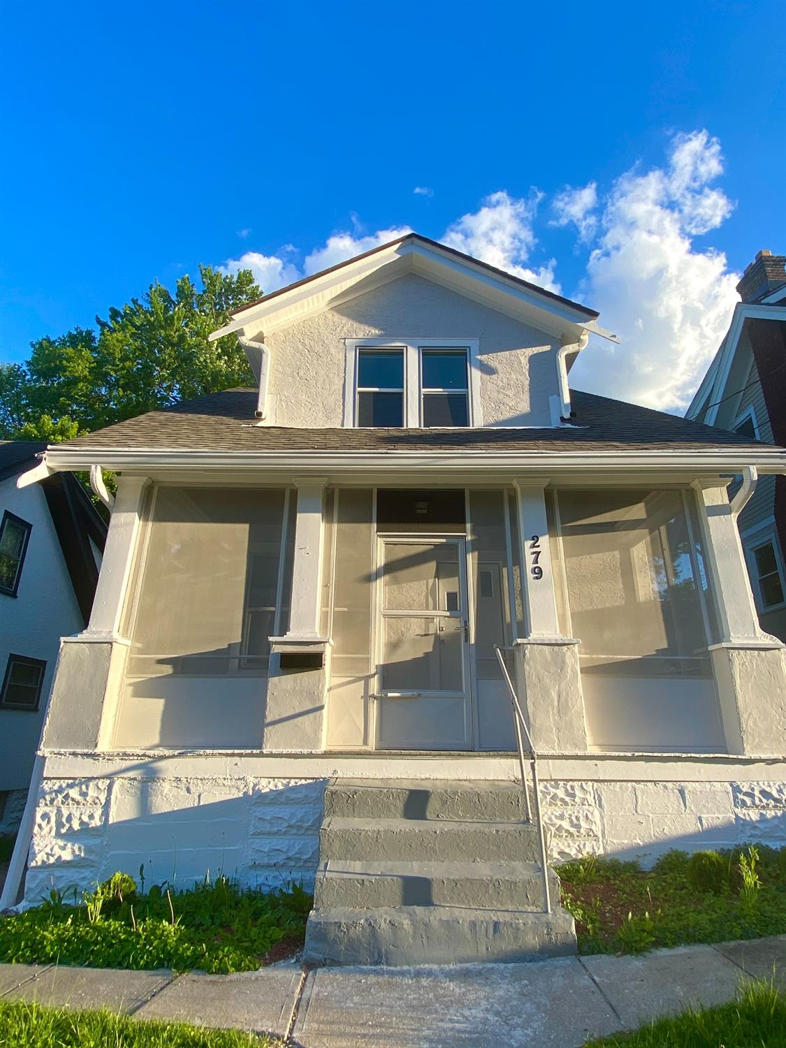 Location! Location! This remodeled home is only .4 mile to Christ Hospital, 1.5 miles to UC and only 1 mile to OTR restaurants and entertainment. Conveniently located only a mile from Eden Park and only 2 miles from the riverfront stadiums, this location is fantastic! You'll appreciate the off street parking in addition to the updates inside and out. The charming features including original paneled doors have been carefully preserved while new windows welcome an abundance of light into this freshly updated space. With the fresh paint, new flooring, updated kitchen and bath and all new mechanicals, there's lots to appreciate. Hurry! It will go fast!