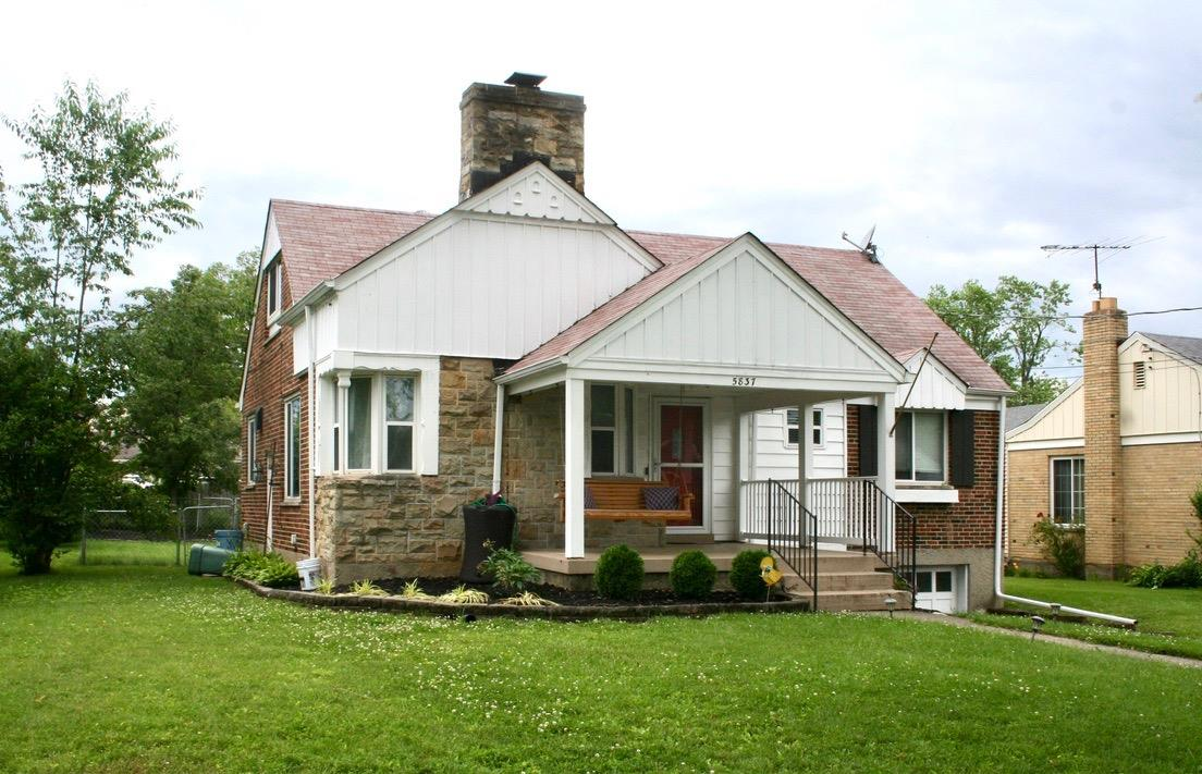 Charming home w/loads of character! LR offers HWF, FP w/built-in book shelves & unique corner windows. DR features HWF, wainscoting & corner cabinets. Updated Kit boasts wood cabinets & SS appliances. Amenities inc 3BR & nicely updated full BA. LL offers space for Rec Room & add'l partial BA. Front porch, large deck and adorable shed complete the package. Showings begin 6/11. Sellers to review offers @ 4PM 6/13 but reserve the right to accept offer any time on/after showing start date 6/11/21