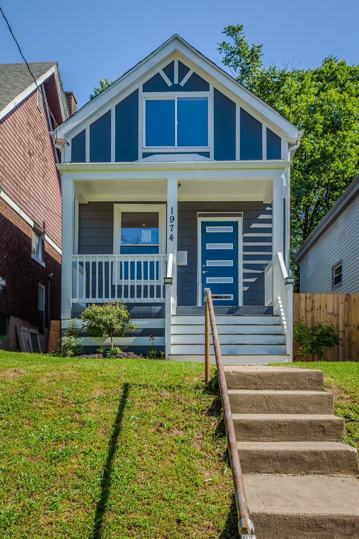 1974 Kinney Avenue, Cincinnati, Ohio 45207, 2 Bedrooms Bedrooms, 5 Rooms Rooms,2 BathroomsBathrooms,Single Family Residence,For Sale,Kinney,1704449
