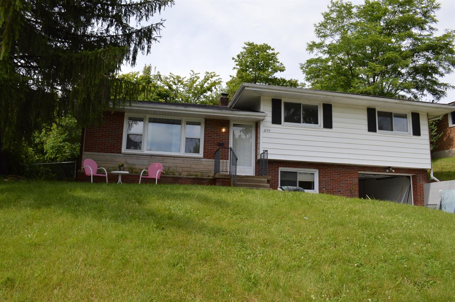1587 Sq Ft tri level  Newly painted with new flooring and redone hardwoods through out house,  Renovated kitchen with new wood cabinets , granite counter tops. Bathroom features marble top vanity with tile shower. Roof, HVAC 8 years old.   Open house  Sunday 1 to 3. This property is agent owned. All Offer To Be Submitted By Offer Deadline of 6-21 at 7 pm, Seller Can Accept Any Offer Prior To Offer Deadline.   This house is super clean. Come take a look before it is gone.