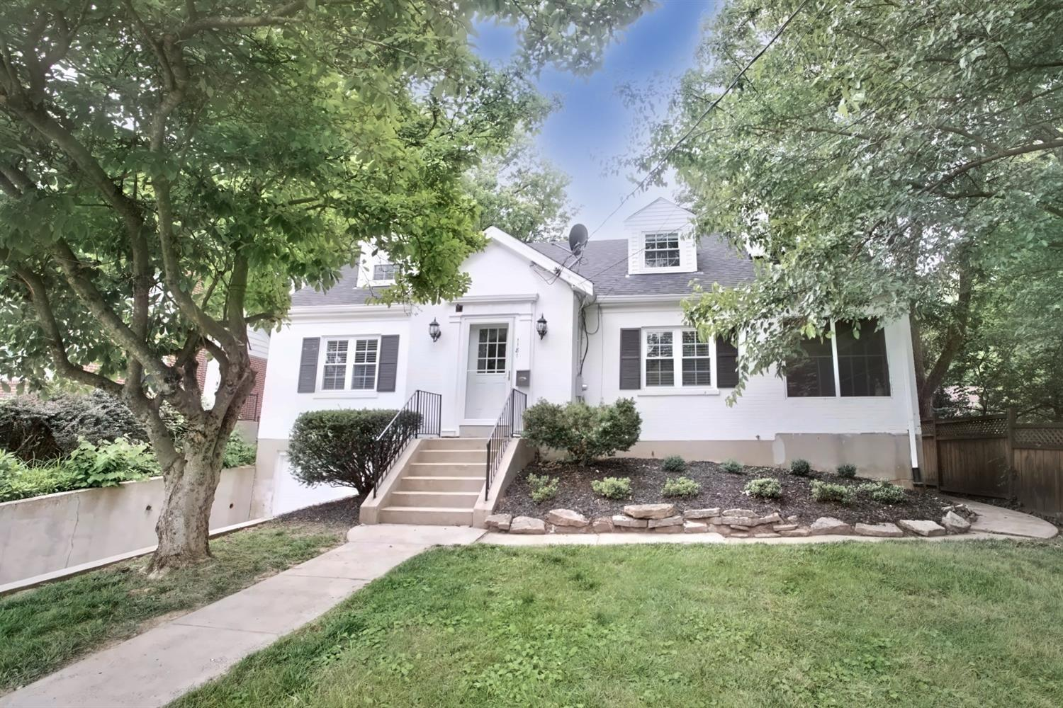 Welcome to 1181 Wilshire Avenue! A nice house on a hill!