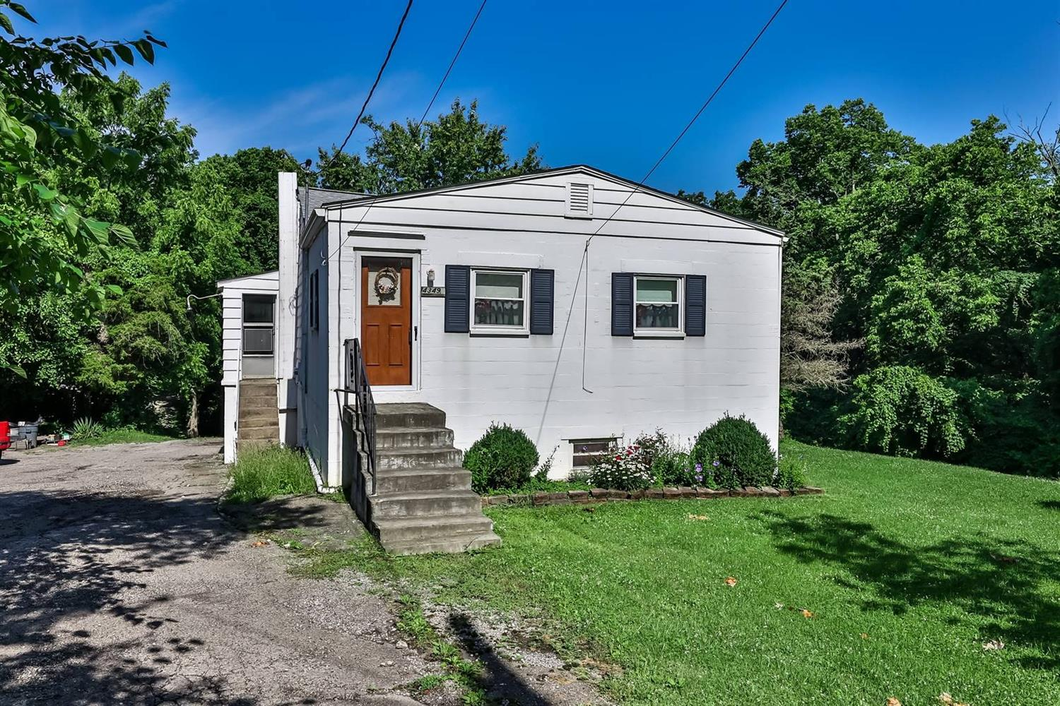 4349 Race Road, Green Twp, Ohio 45211, 2 Bedrooms Bedrooms, 6 Rooms Rooms,1 BathroomBathrooms,Single Family Residence,For Sale,Race,1706950