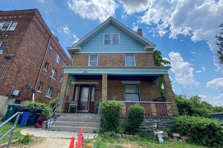 435 McGregor Avenue, Cincinnati, Ohio 45206, 5 Bedrooms Bedrooms, 8 Rooms Rooms,1 BathroomBathrooms,Single Family Residence,For Sale,McGregor,1707145