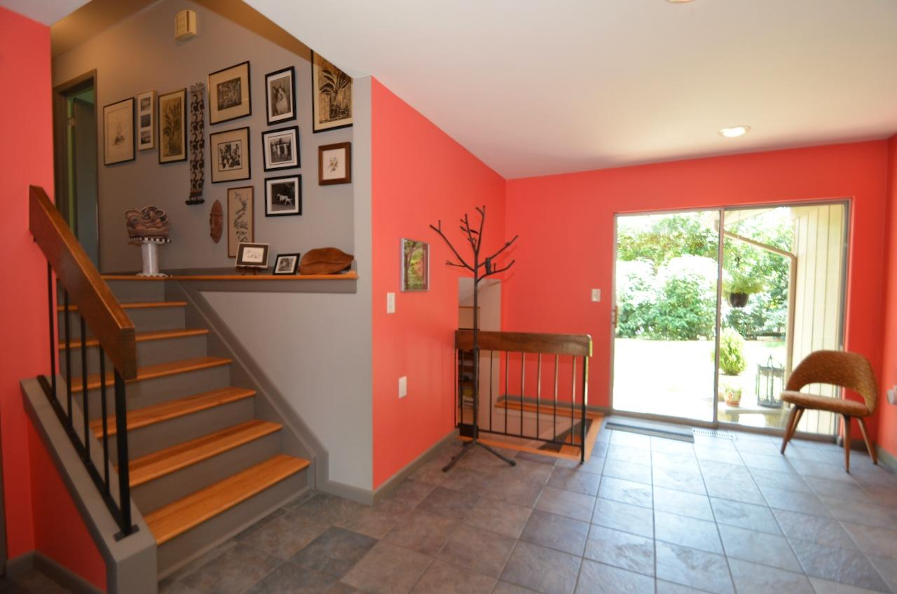 Back in the foyer, we are now going to check out the upper level - with 3 bedrooms and 2 full baths.