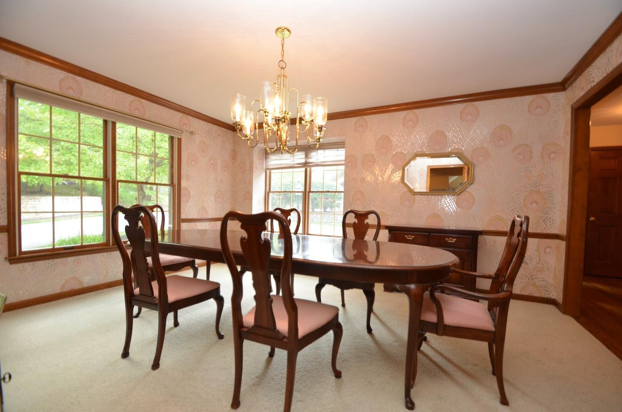 Seller is willing to include the dining room set in the sale. Includes table & chairs, buffet and china cabinet.