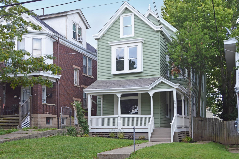 870 Academy Avenue, Cincinnati, Ohio 45230, 3 Bedrooms Bedrooms, ,2 BathroomsBathrooms,Single Family Residence,For Sale,Academy,1713122