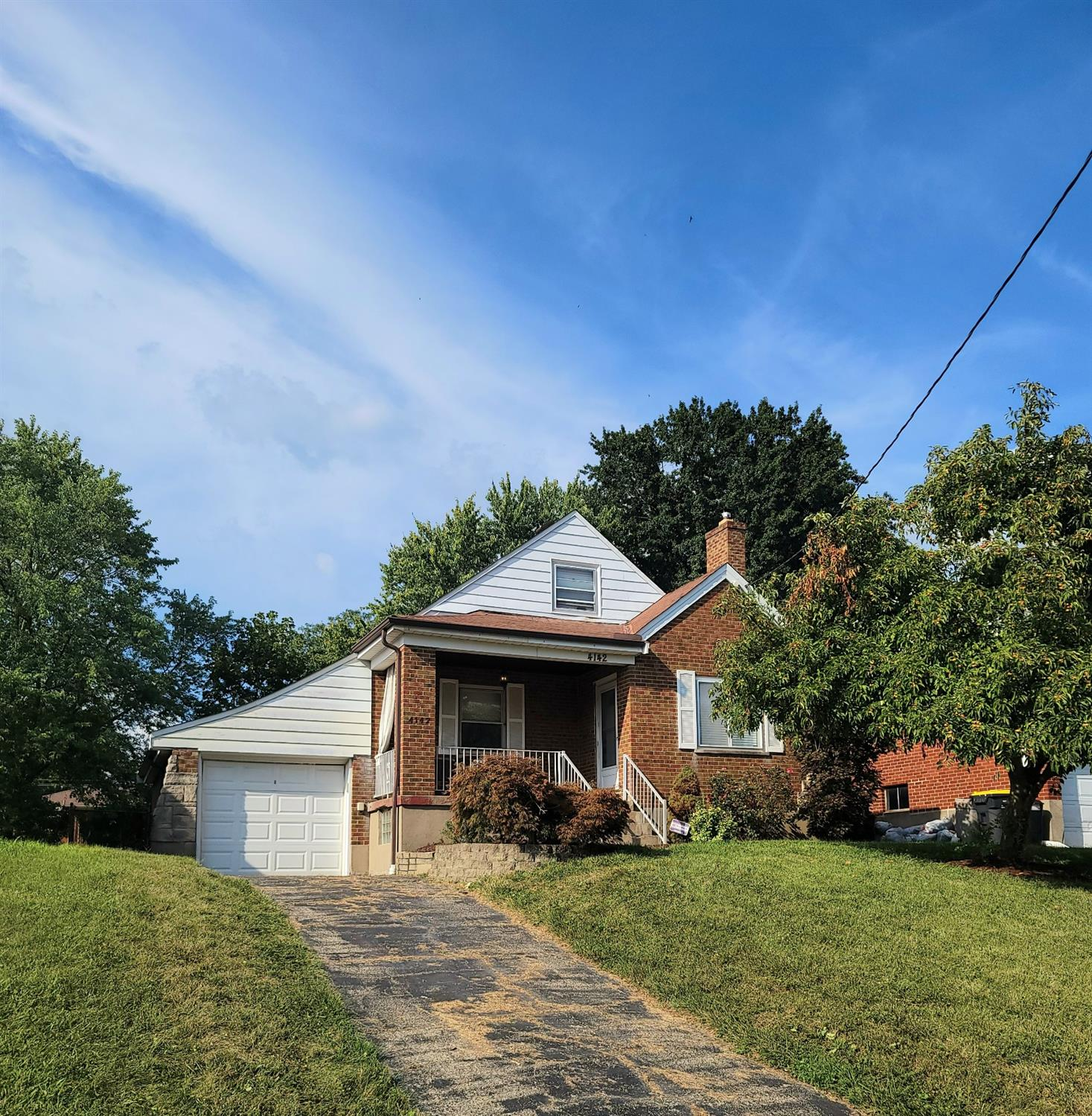 4142 Janward Drive, Cheviot, Ohio 45211, 3 Bedrooms Bedrooms, 7 Rooms Rooms,1 BathroomBathrooms,Single Family Residence,For Sale,Janward,1713156