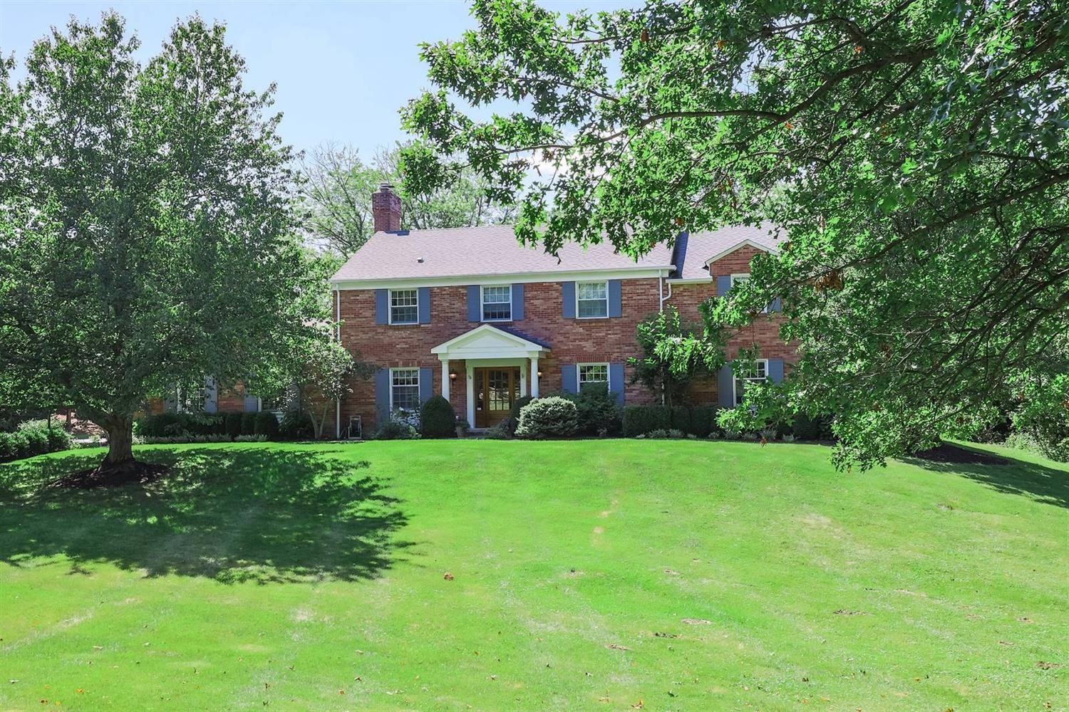 8155 Clippinger Drive, Indian Hill, Ohio 45243, 4 Bedrooms Bedrooms, 12 Rooms Rooms,4 BathroomsBathrooms,Single Family Residence,For Sale,Clippinger,1713440
