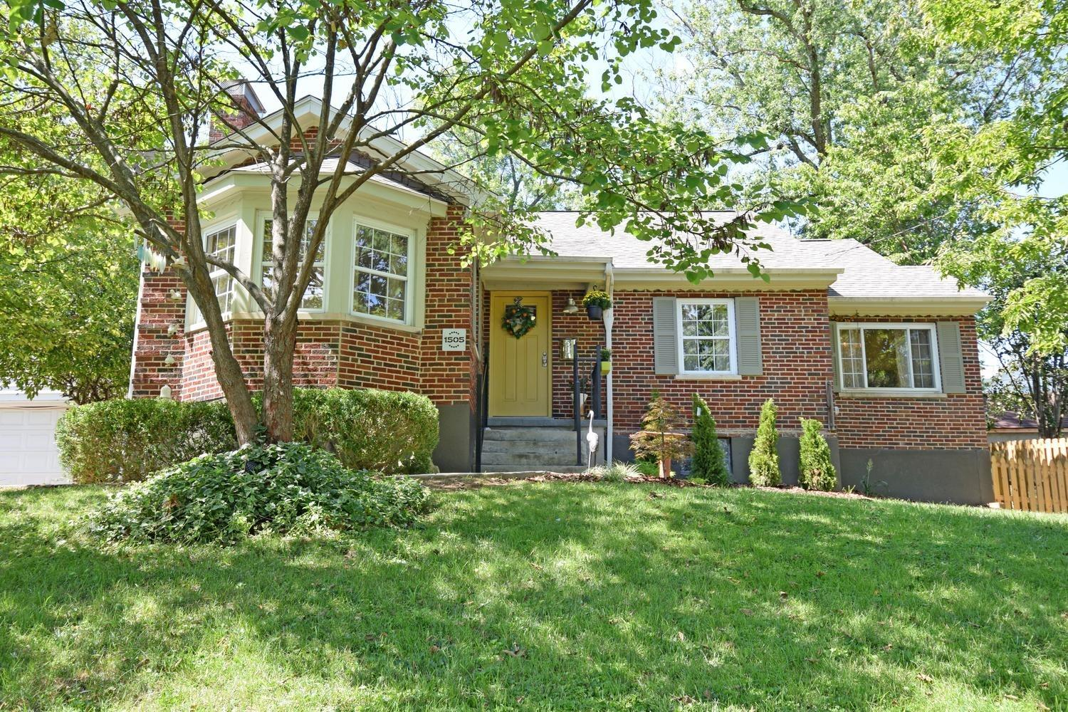 1505 West Avenue, Wyoming, Ohio 45215, 3 Bedrooms Bedrooms, 7 Rooms Rooms,1 BathroomBathrooms,Single Family Residence,For Sale,West,1714034