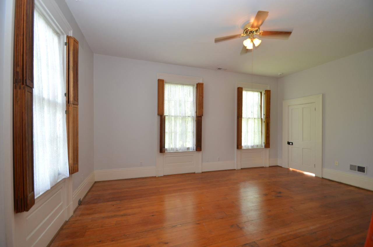 Bedroom 4 with large walk in closet/storage area. This room is very large and measures 20 x 15.