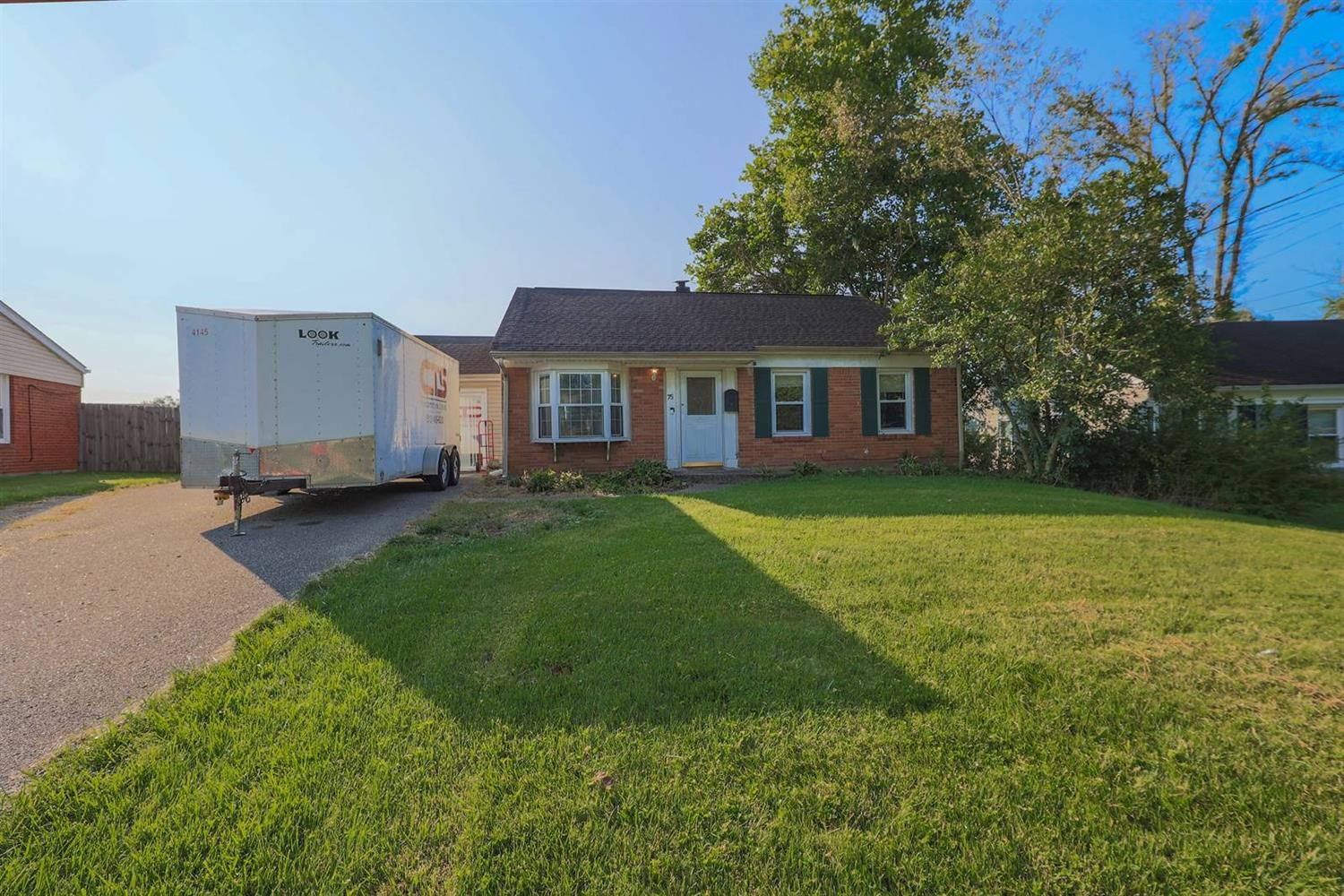 75 Miamiview Drive, Loveland, Ohio 45140, 3 Bedrooms Bedrooms, 6 Rooms Rooms,1 BathroomBathrooms,Single Family Residence,For Sale,Miamiview,1715582