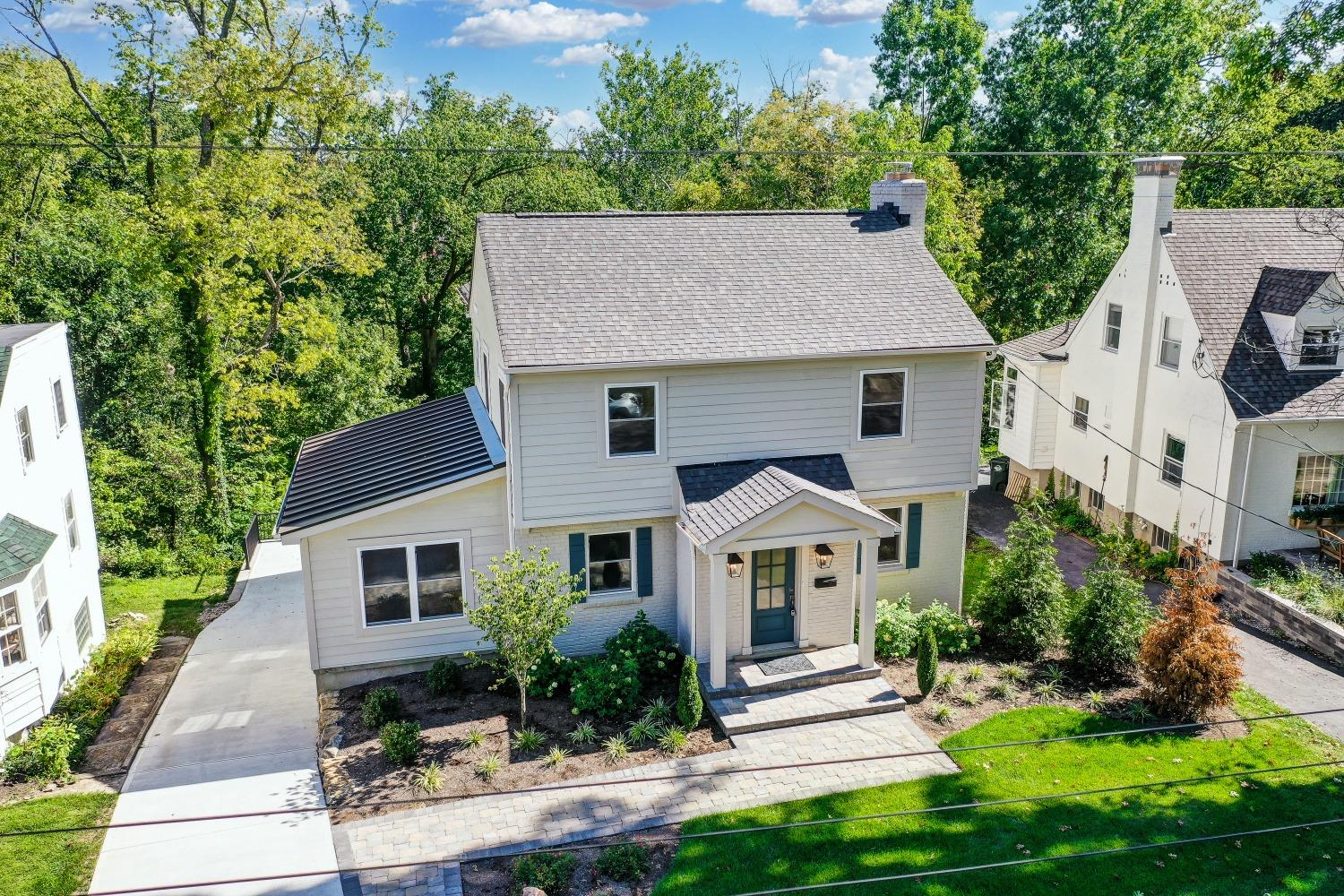 NOW COMPLETE! This gorgeous 1950 Colonial/Traditional home has a large new addition plus full-house updates to meet your dreams! Much larger than it looks and ready for you to move in!