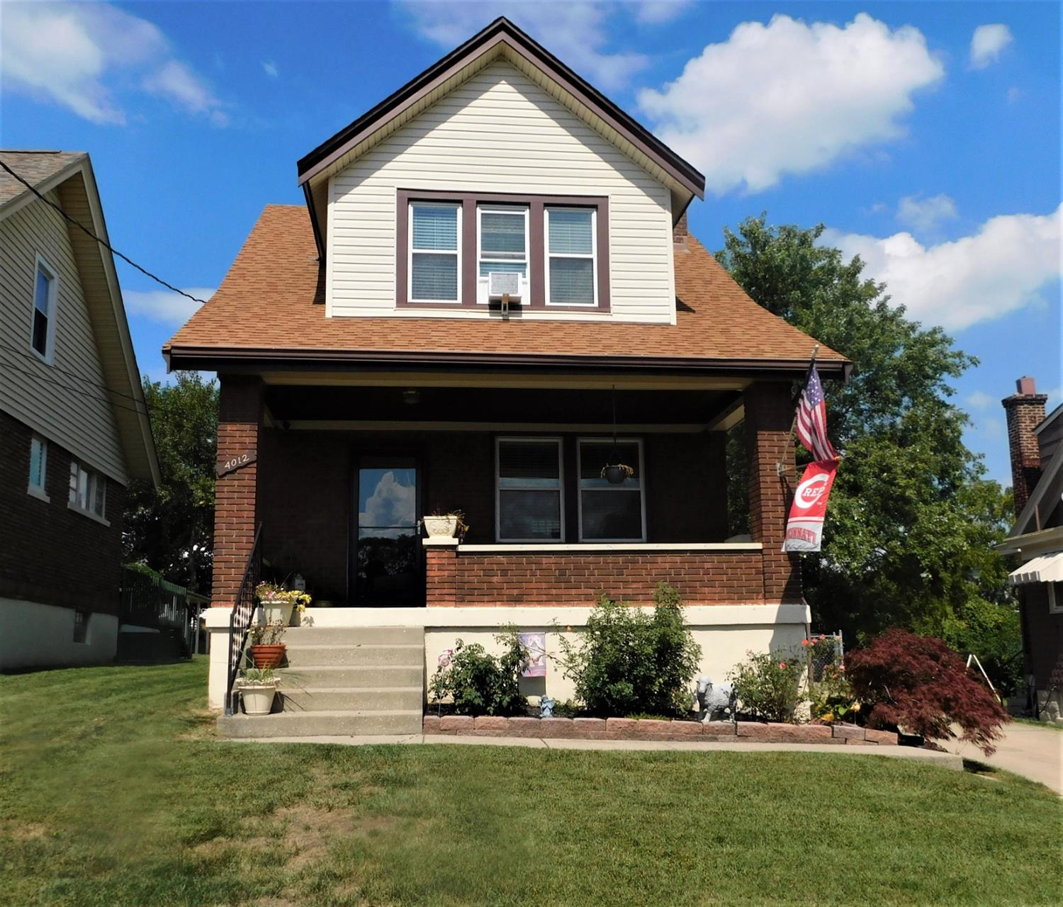 4012 St Martins Place, Cheviot, Ohio 45211, 3 Bedrooms Bedrooms, 6 Rooms Rooms,1 BathroomBathrooms,Single Family Residence,For Sale,St Martins,1716266