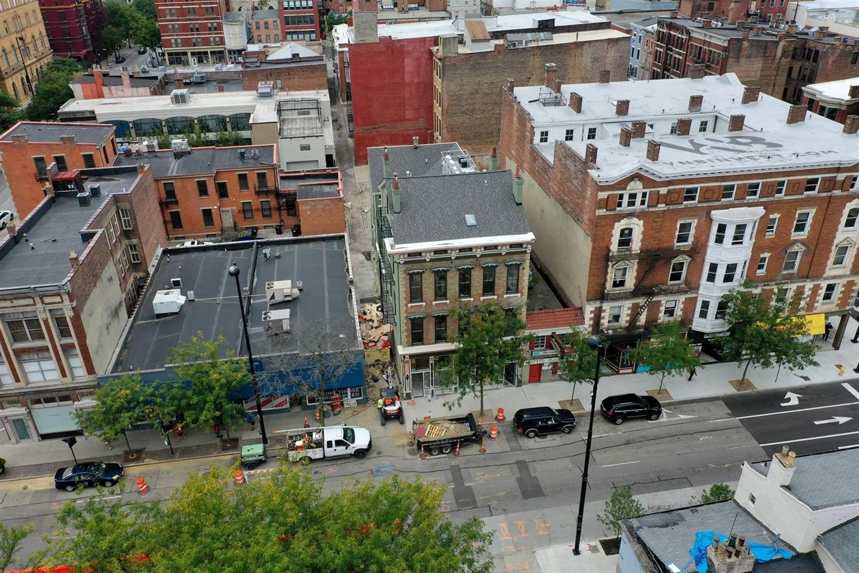 915 Vine Street, Cincinnati, Ohio 45202, 1 Bedroom Bedrooms, 2 Rooms Rooms,1 BathroomBathrooms,Condominium,For Sale,Vine,1716736