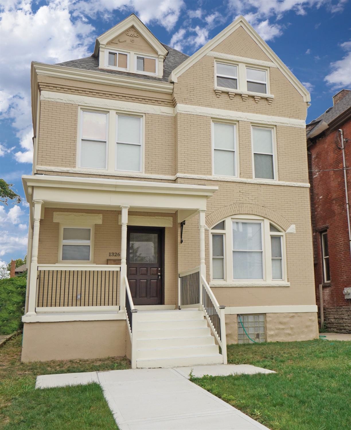 1326 Wm H Taft Road, Cincinnati, Ohio 45206, 4 Bedrooms Bedrooms, 14 Rooms Rooms,3 BathroomsBathrooms,Single Family Residence,For Sale,Wm H Taft,1716846