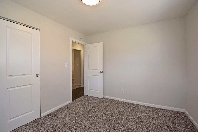 Bedroom 3 looking towards hallway