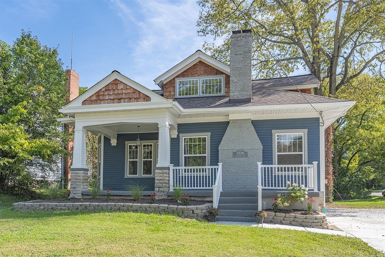 5526 Stewart Avenue, Columbia Twp, Ohio 45227, 3 Bedrooms Bedrooms, 6 Rooms Rooms,2 BathroomsBathrooms,Single Family Residence,For Sale,Stewart,1717209