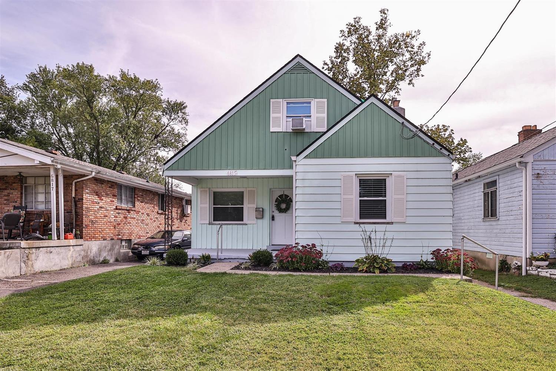 6815 Roe Street, Cincinnati, Ohio 45227, 3 Bedrooms Bedrooms, 7 Rooms Rooms,1 BathroomBathrooms,Single Family Residence,For Sale,Roe,1717740