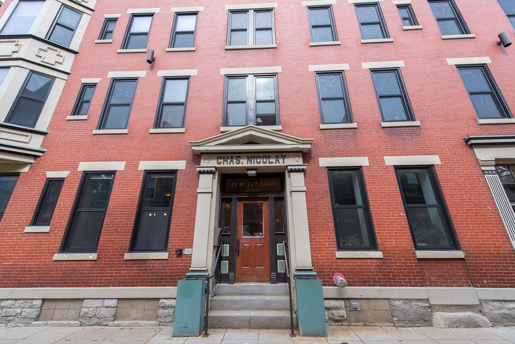 14 Fourteenth Street, Cincinnati, Ohio 45202, 1 Bedroom Bedrooms, 3 Rooms Rooms,1 BathroomBathrooms,Condominium,For Sale,Fourteenth,1717734