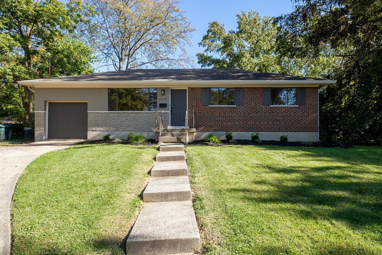 1005 Redbird Drive, Springfield Twp., Ohio 45231, 3 Bedrooms Bedrooms, 8 Rooms Rooms,2 BathroomsBathrooms,Single Family Residence,For Sale,Redbird,1717769