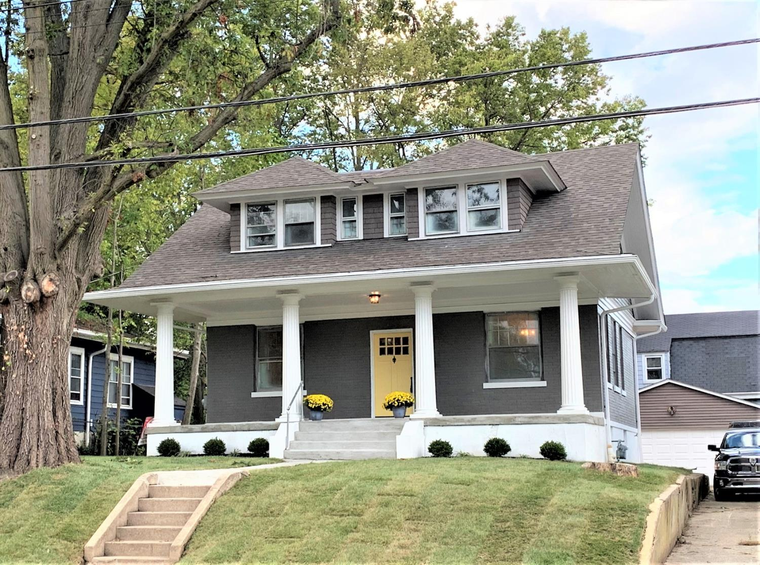 1916 Hopkins Avenue, Norwood, Ohio 45212, 3 Bedrooms Bedrooms, 7 Rooms Rooms,1 BathroomBathrooms,Single Family Residence,For Sale,Hopkins,1718483