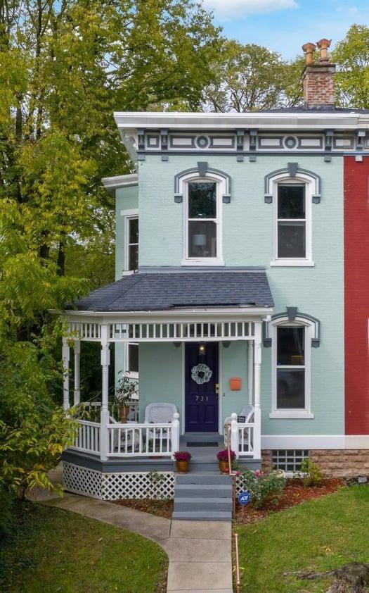 731 Mt Hope Avenue, Cincinnati, Ohio 45204, 3 Bedrooms Bedrooms, 7 Rooms Rooms,2 BathroomsBathrooms,Single Family Residence,For Sale,Mt Hope,1718517