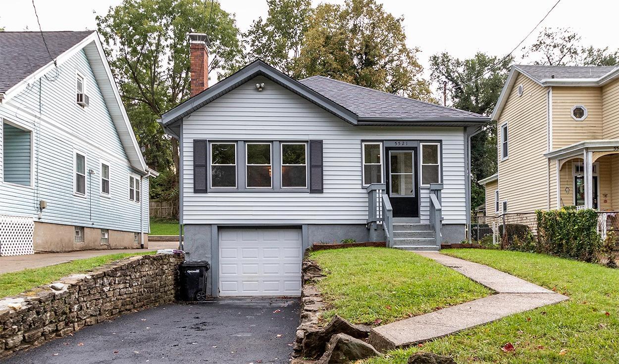 5521 Tompkins Avenue, Cincinnati, Ohio 45227, 3 Bedrooms Bedrooms, 5 Rooms Rooms,1 BathroomBathrooms,Single Family Residence,For Sale,Tompkins,1718515