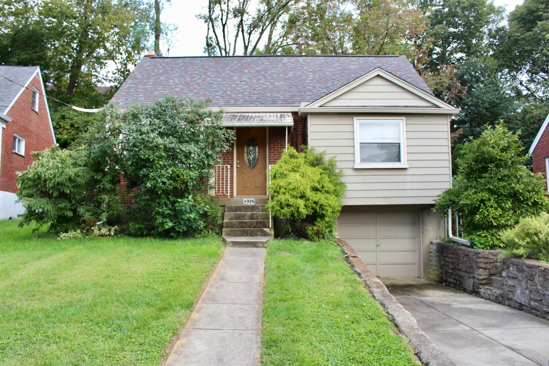 4325 Dalehurst Drive, Green Twp, Ohio 45211, 4 Bedrooms Bedrooms, 8 Rooms Rooms,2 BathroomsBathrooms,Single Family Residence,For Sale,Dalehurst,1718606