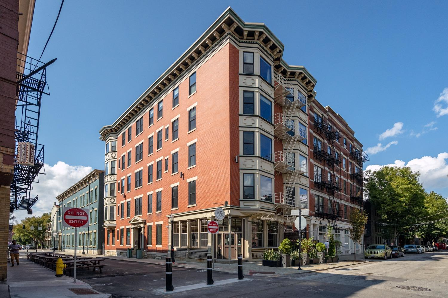 Stunning renovation in the Nicolay Condos on the corner of Republic and 14th Street just above the popular Salazar restaurant.
