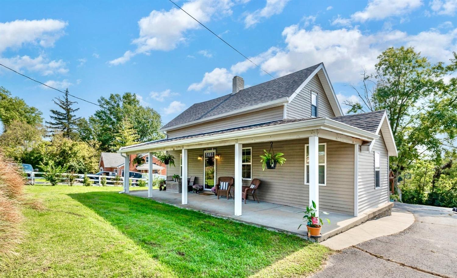 5481 West Fork Road, Green Twp, Ohio 45247, 3 Bedrooms Bedrooms, 6 Rooms Rooms,2 BathroomsBathrooms,Single Family Residence,For Sale,West Fork,1718947